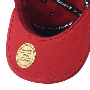 snapback wood cap - wooden - streetwear hat new era streetwear