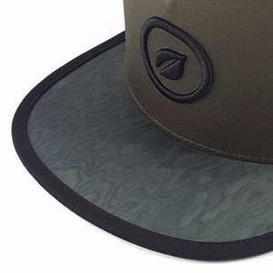 Snapback Wood Recreate cap hat