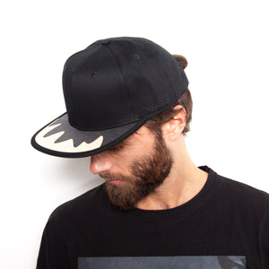 snapback wood cap - wooden - streetwear hat new era streetwear accessories