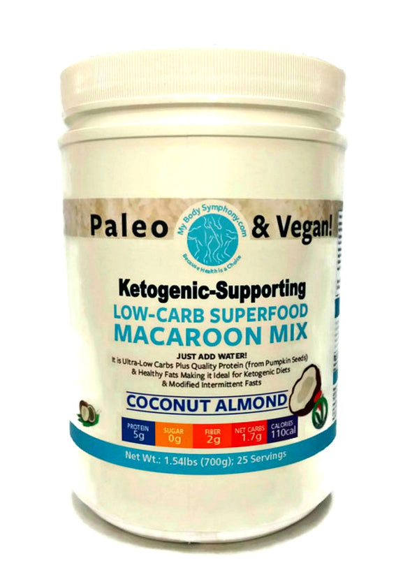 Superfood Macaroon Mix - Coconut Almond Vegan