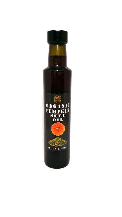 Organic Pumpkin Seed Oil; 17oz