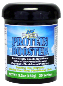 Protein Booster - 5.3 oz Tub 30 Servings