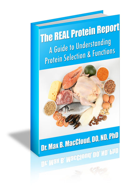 The REAL Protein Report