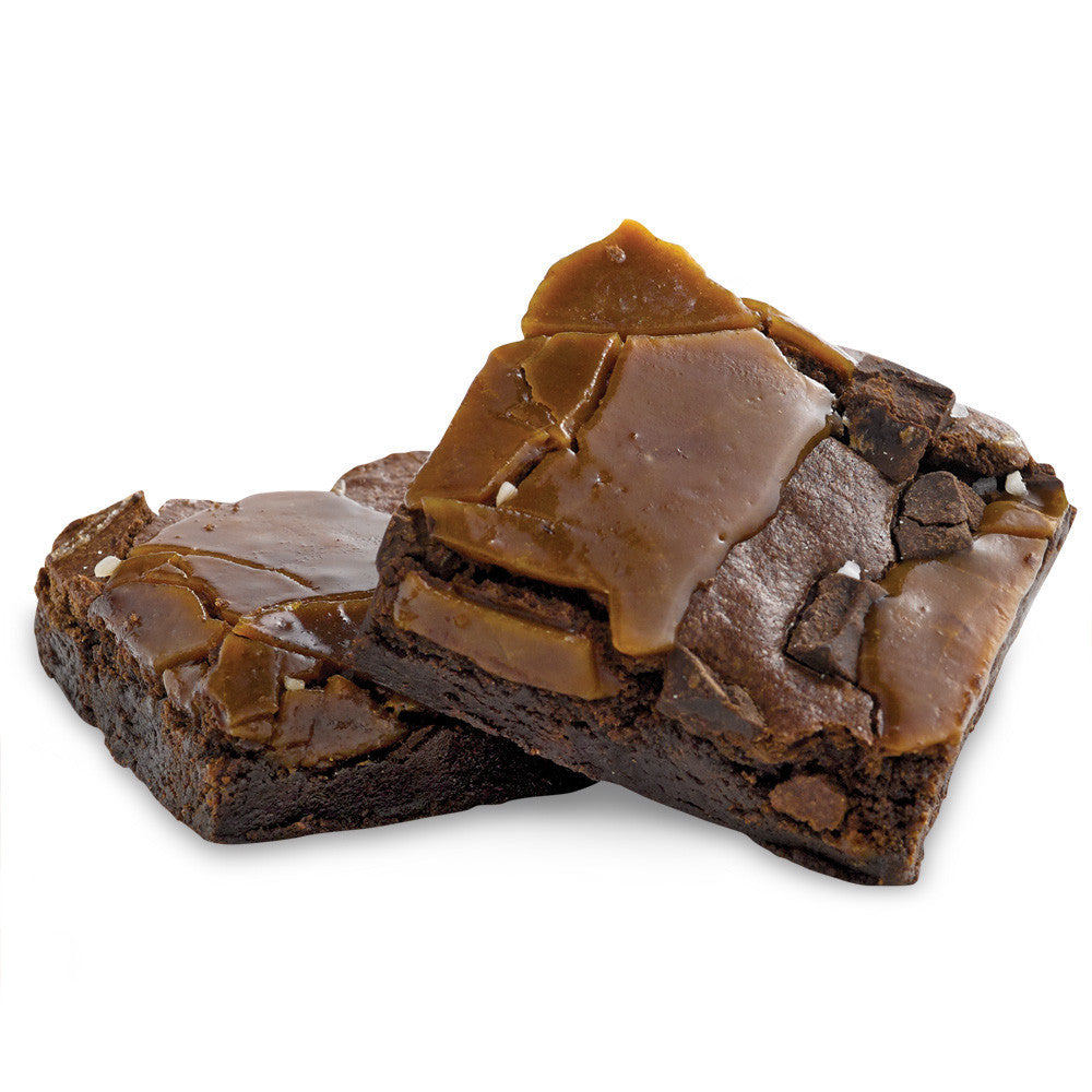 Maple Toffee Crunch Brownie