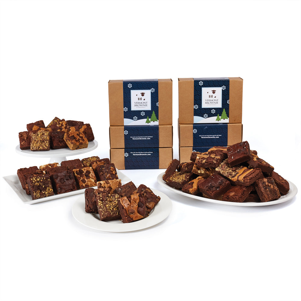 Gourmet Brownie 72-Pack