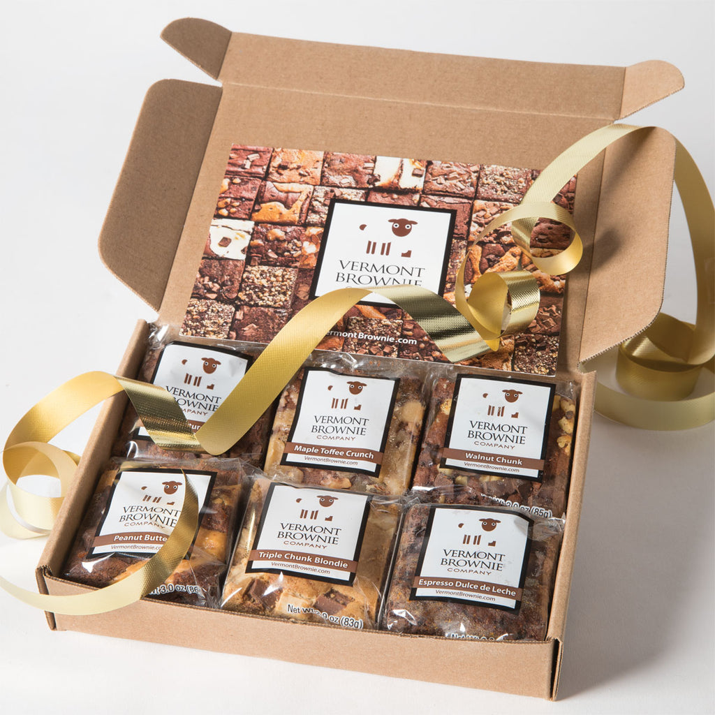 Build Your Own Sampler (6 Brownies)