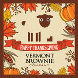 NEW! Thanksgiving<br>Brownie Sampler