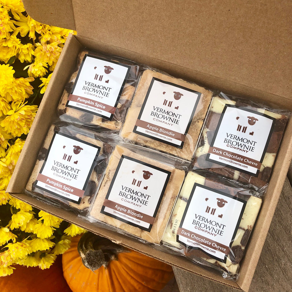NEW! Fall Favorites Sampler