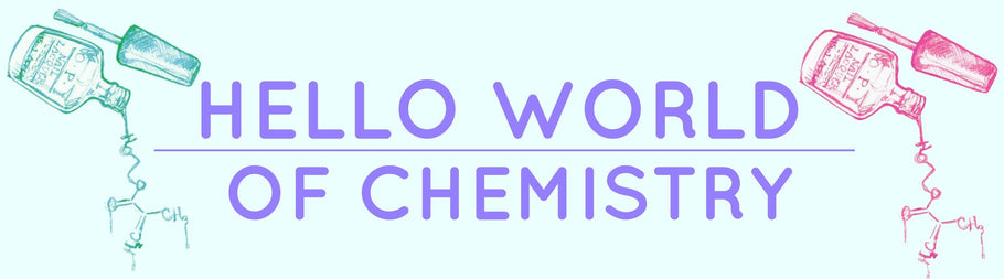 Hello World of Chemistry
