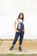 Warrior Denim Levi's Overall Jeans