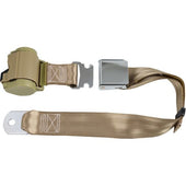 Aviation Retractable Lap Belt-RetroBelt
