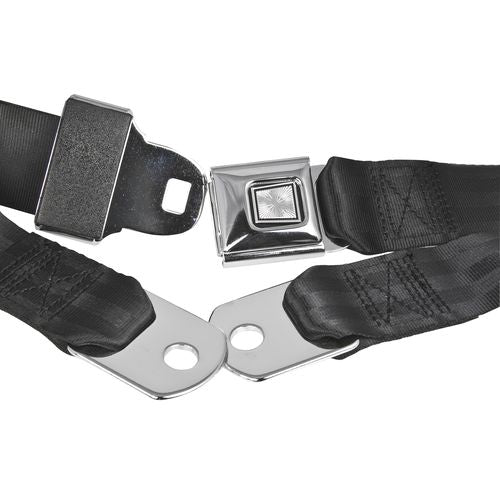 Push Button Lap Belt-RetroBelt