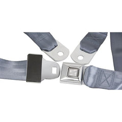 Push Button Style Lap Belt - RetroBelt - 1