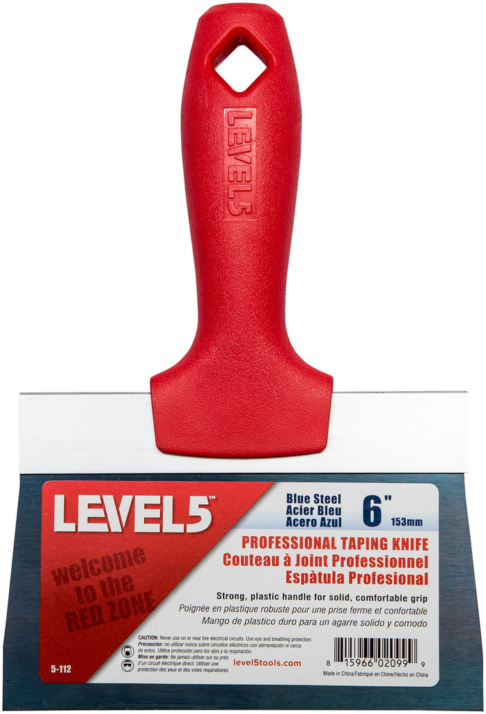 level 5 drywall tools