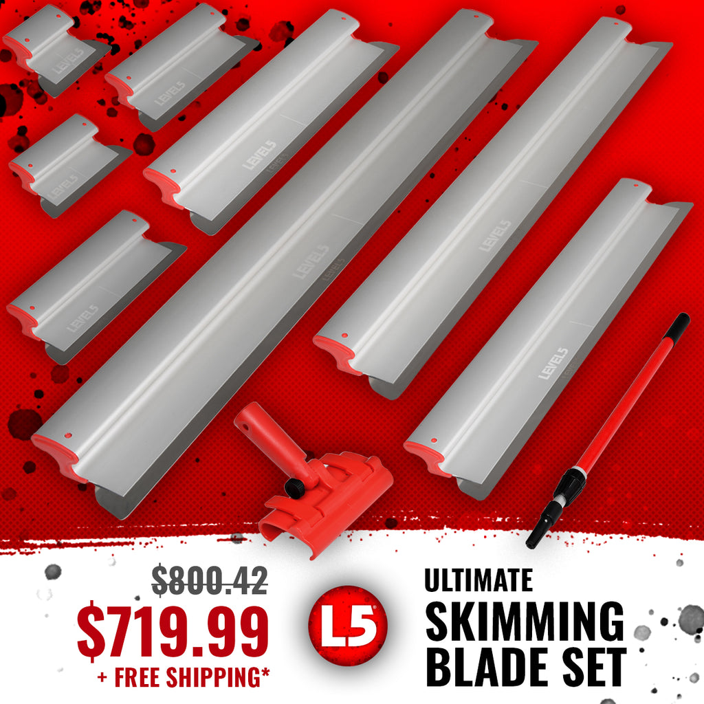 ULTIMATE SKIMMING BLADE SET | VIP SPECIAL