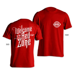 T-Shirt | Welcome to the Red Zone - Design 02