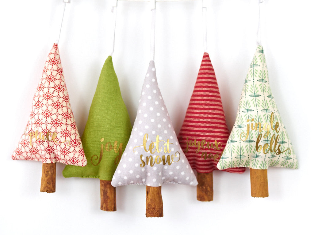 More Festive With Your Own Artificial Christmas Decorations