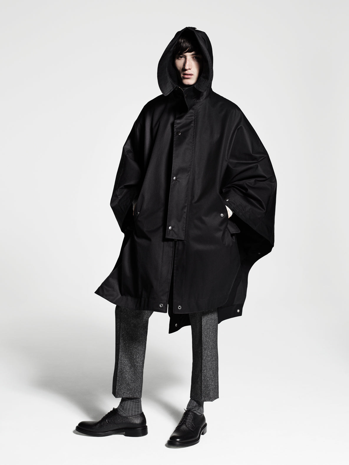 Cape Grenfell Cloth Black
