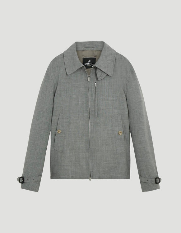 Birkdale Light Wool Grey