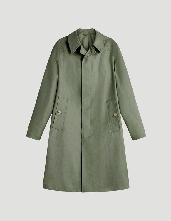 Campbell Linen Olive
