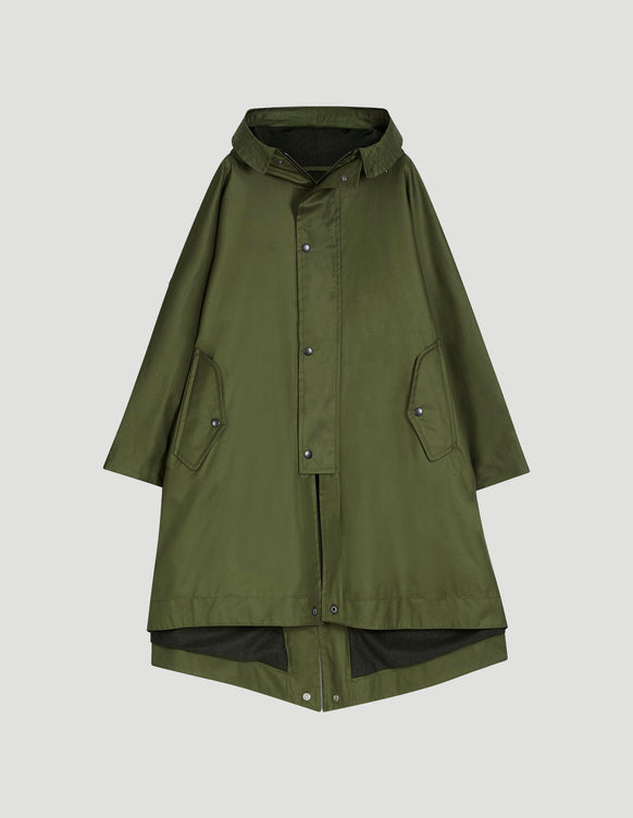Cape Grenfell Cloth Green