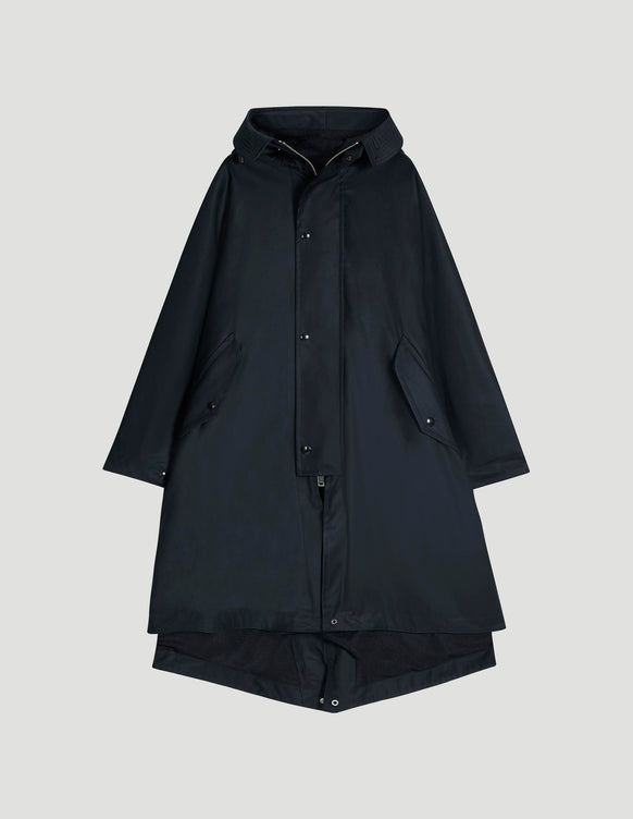 Cape Grenfell Cloth Navy