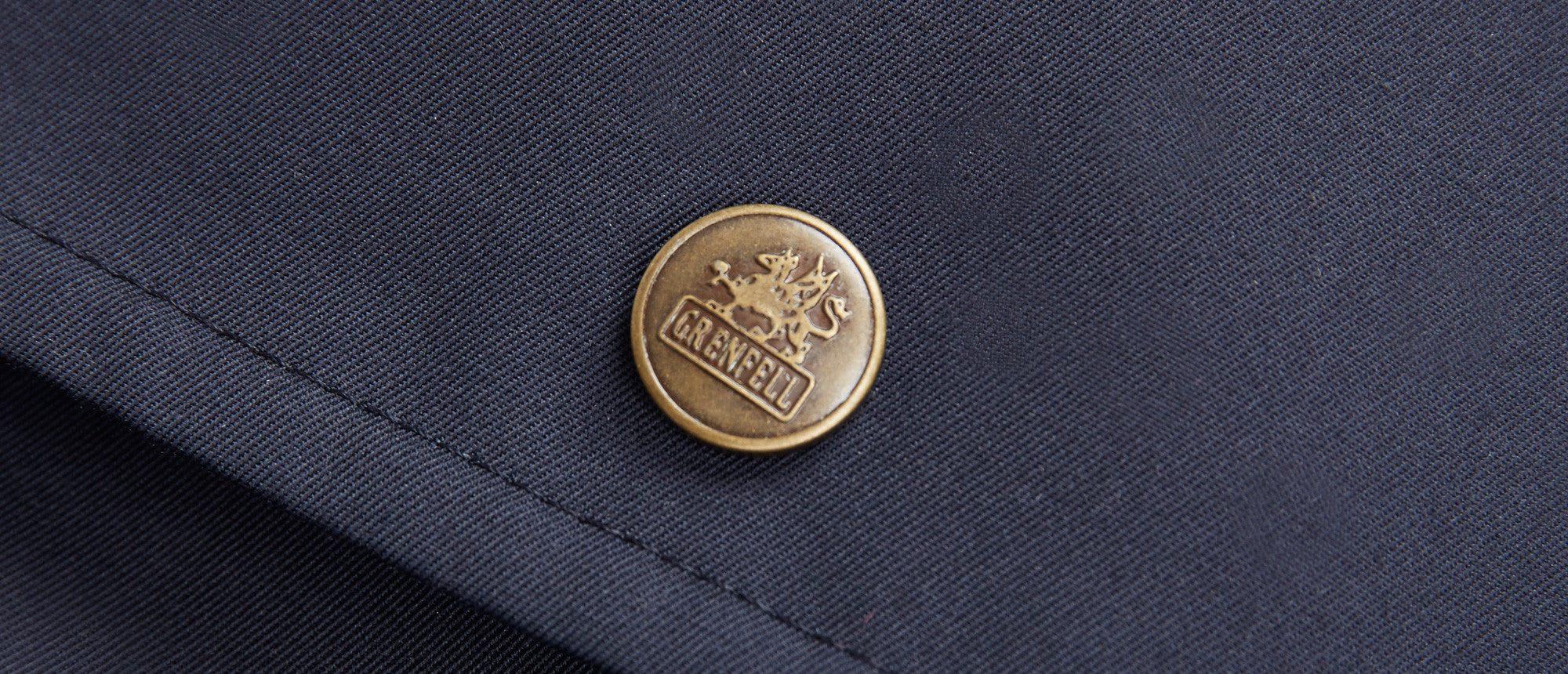 New County Gabardine Navy