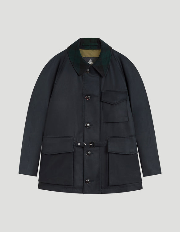 Durham Grenfell Cloth Navy & Blackwatch