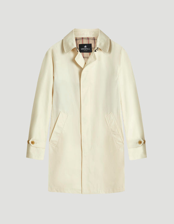 Farringdon Grenfell Cloth Off-White