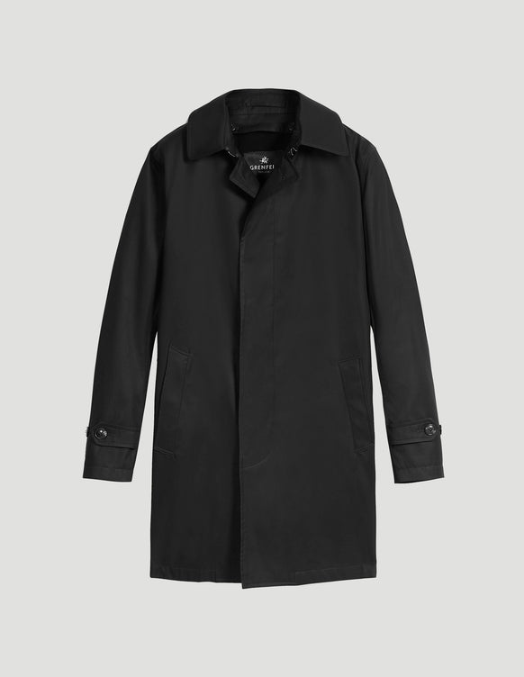 Farringdon Grenfell Cloth Black