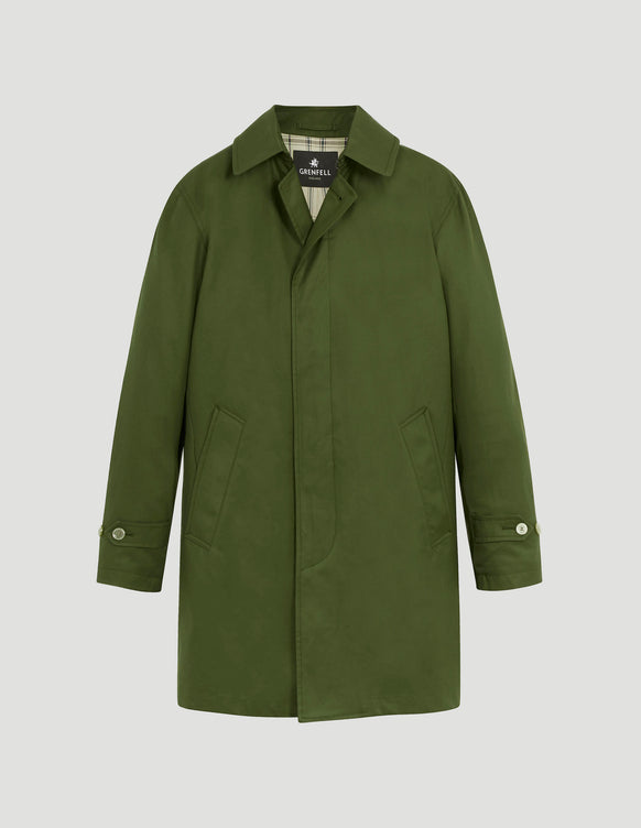 Farringdon Grenfell Cloth Green