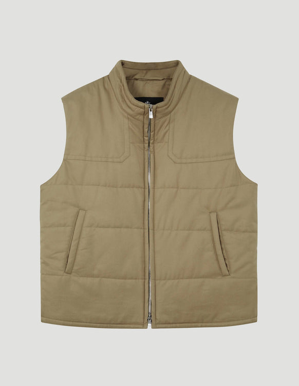 Gilet Grenfell Cloth Beige