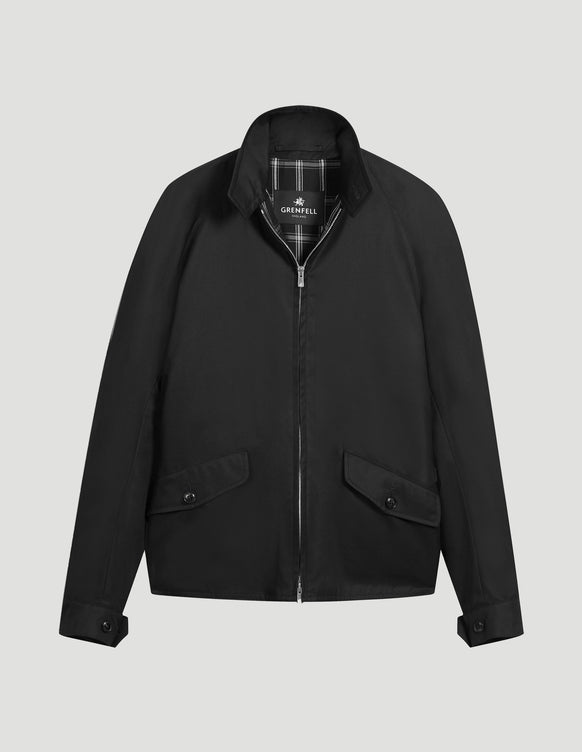 Golfer Grenfell Cloth Black