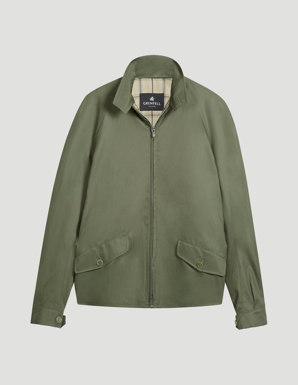 Golfer Grenfell Cloth Olive