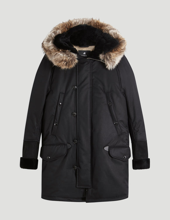 Labrador Grenfell Cloth Black