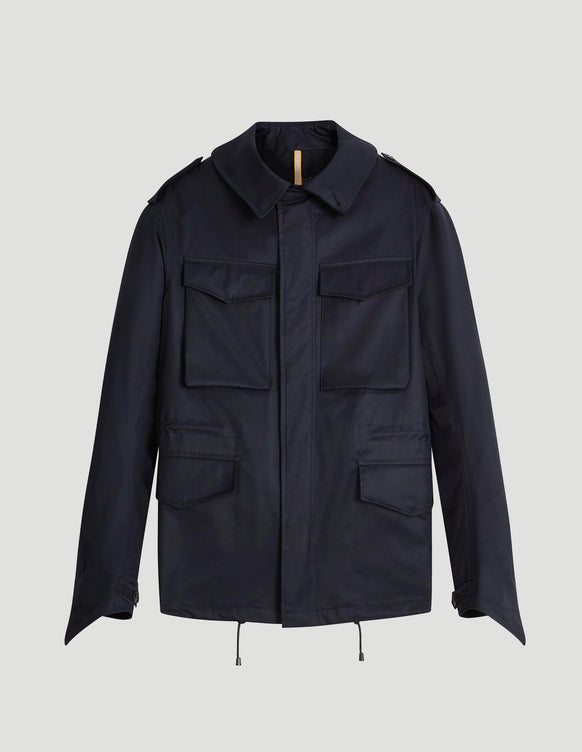 M-65 Grenfell Cloth Navy