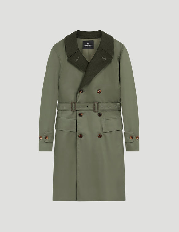 Mayfair Grenfell Cloth Olive