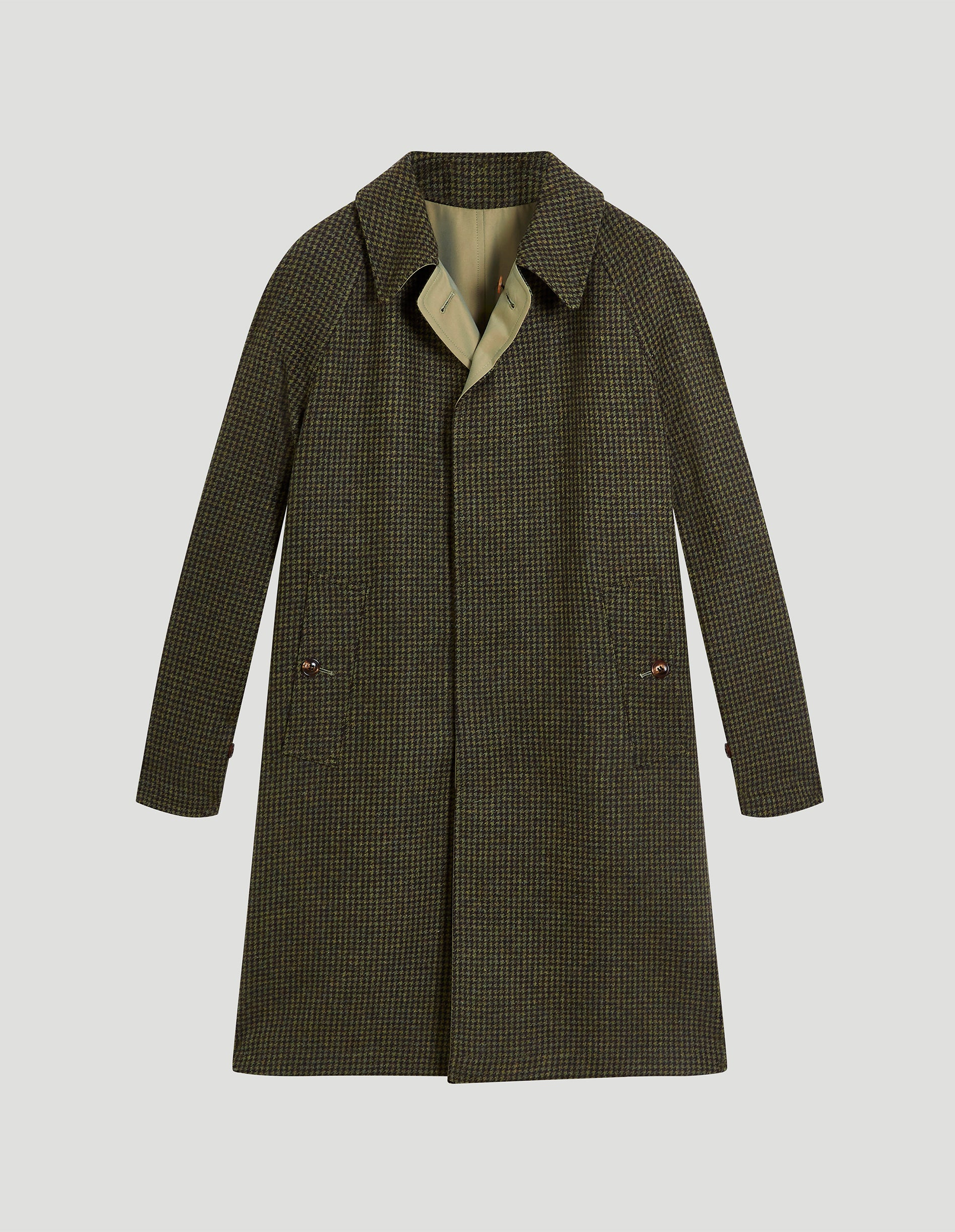 Men's Luxury Coats, Jackets & Parkas with Grenfell