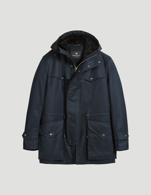 Scafell Grenfell Cloth Navy