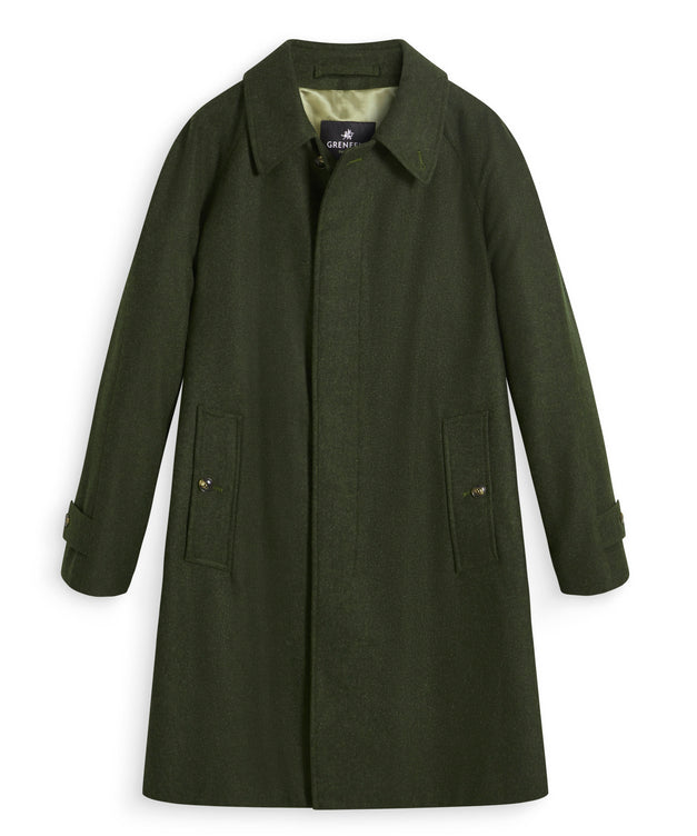 Campbell Merino Wool Green