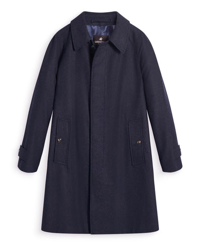 Campbell Merino Wool Navy