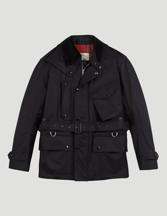 Tourer Grenfell Cloth Black