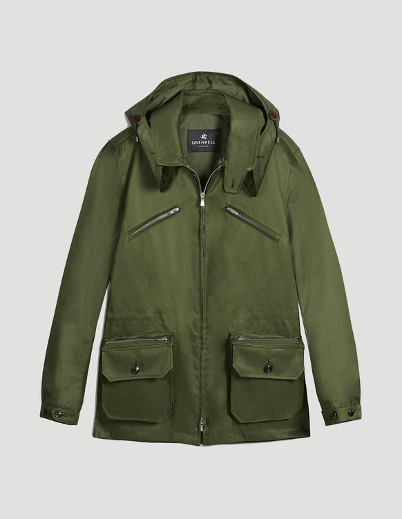Walker Grenfell Cloth Green