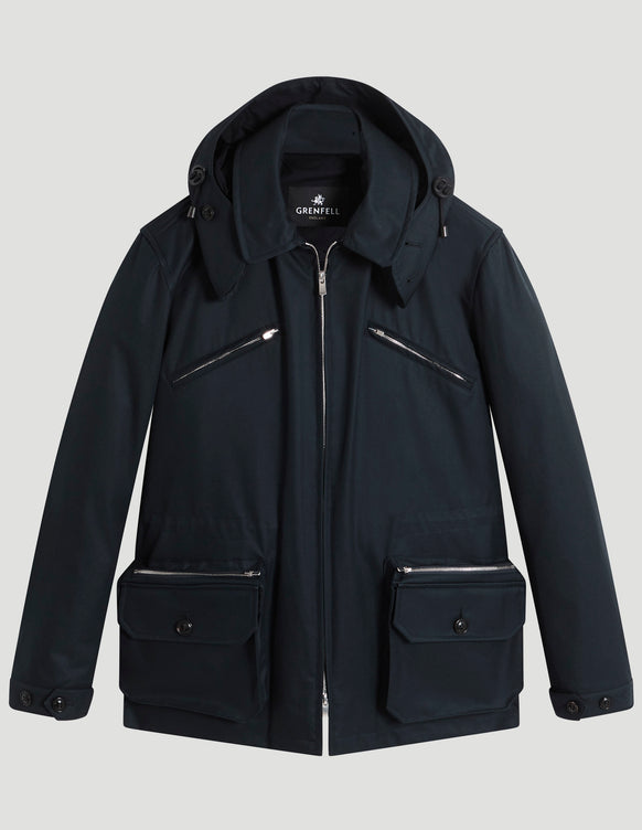 Walker Grenfell Cloth Navy