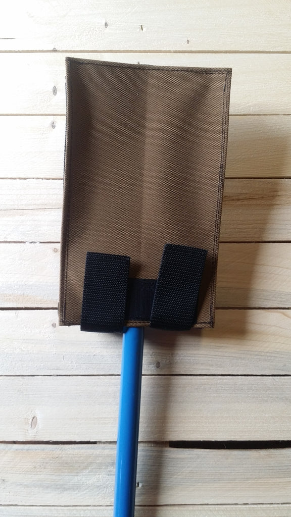 Brown Shovel Sheath (Large)