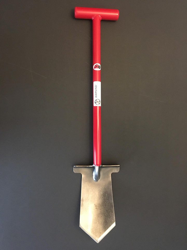 ALL NEW Model 28 - The Ladybug  - Shovel
