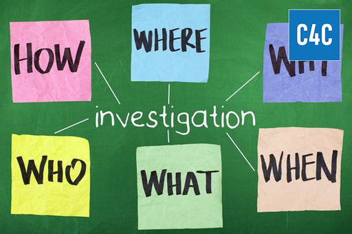 Conducting Incident Investigations (C4C) - Incident Prevention Institute