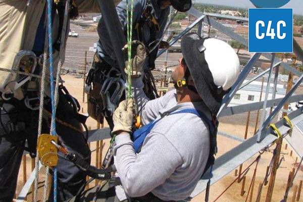 Building a Rope Access Program for Lattice Transmission Towers (C4C) - Incident Prevention Institute