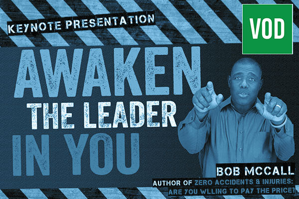 Awaken the Leader in You (VOD) - Incident Prevention Institute