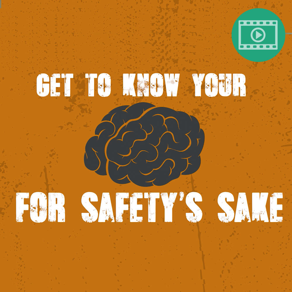 Get to Know Your Brain for Safety's Sake Webinar Replay (VOD) - iP Institute  - 1
